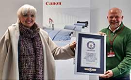 canon new world record thumb